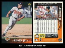 1997 Collectors Choice #41