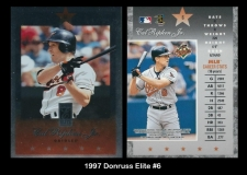 1997 Donruss Elite #6