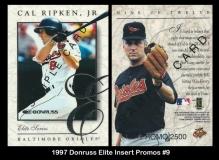 1997 Donruss Elite Insert Promos #9