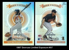 1997 Donruss Limited Exposure #37