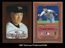 1997 Donruss Preferred #169