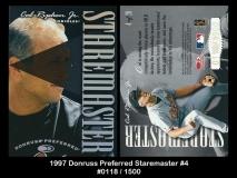 1997 Donruss Preferred Staremaster #4