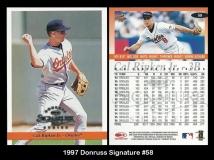 1997 Donruss Signature #58
