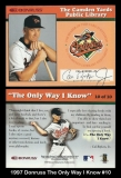 1997 Donruss The Only Way I know #10
