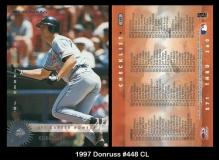1997 Donruss #448 CL