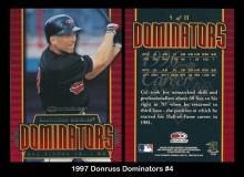 1997 Donruss Dominators #4