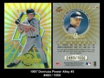 1997 Donruss Power Alley #3