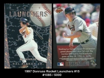 1997 Donruss Rocket Launchers #15