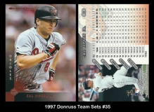 1997 Donruss Team Sets #35