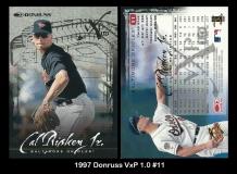 1997 Donruss VxP 10 #11