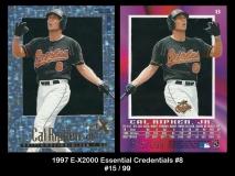1997 E-X2000 Essential Credentials #8