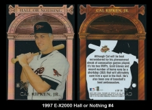 1997 E-X2000 Hall or Nothing #4