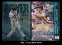 1997 Finest #135 Silver