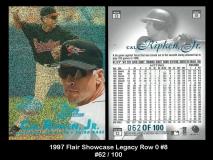 1997 Flair Showcase Legacy Row 0 #8