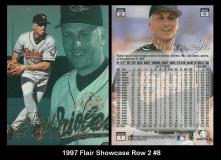 1997 Flair Showcase Row 2 #8
