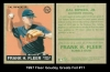 1997 Fleer Goudey Greats Foil #11