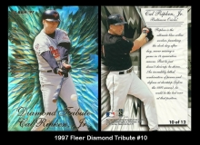 1997 Fleer Diamond Tribute #10