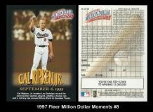 1997 Fleer Million Dollar Moments #8