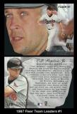 1997 Fleer Team Leaders #1