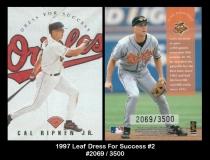 1997 Leaf Dress For Success #2
