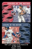 1997 Leaf Leagues of the Nations #2
