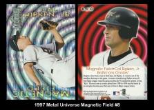 1997 Metal Universe Magnetic Field #8