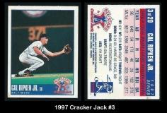 1997 Cracker Jack #3