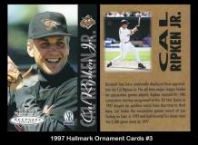 1997 Hallmark Ornament Cards #3