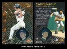 1997 Pacific Prisms #12