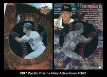 1997 Pacific Prisms Gate Attractions #GA3