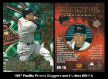1997 Pacific Prisms Sluggers and Hurlers #SH1A