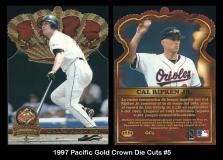 1997 Pacific Gold Crown Die Cuts #5