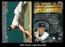 1997 Pacific Light Blue #29