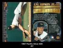 1997 Pacific Silver #29