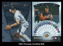 1997 Pinnacle Certified #28