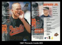 1997 Pinnacle Inside #23