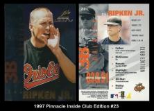 1997 Pinnacle Inside Club Edition #23