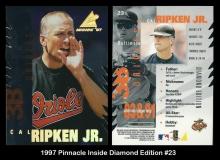 1997 Pinnacle Inside Diamond Edition #23