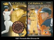 1997 Pinnacle Mint Bronze #4