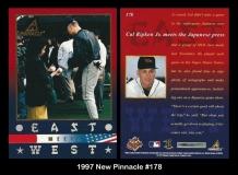 1997 New Pinnacle #178