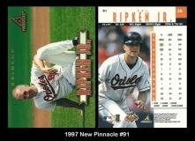 1997 New Pinnacle #91
