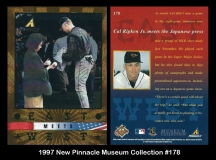 1997 New Pinnacle Museum Collection #178
