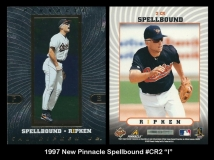 1997 New Pinnacle Spellbound #CR2 I