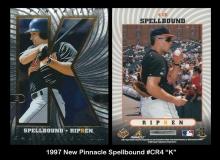 1997 New Pinnacle Spellbound #CR4 K
