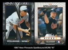 1997 New Pinnacle Spellbound #CR6 N