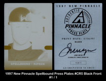 1997-New-Pinnacle-Spellbound-Press-Plates-CR5-Black-Front