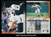 1997 Pinnacle X-Press #57