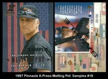 1997 Pinnacle X-Press Melting Pot Samples #18