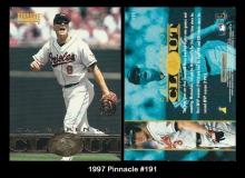 1997 Pinnacle #191