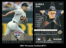 1997 Pinnacle Fanfest #FF7